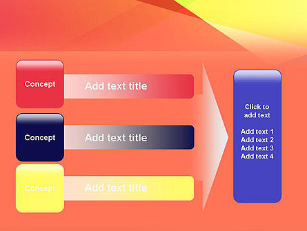 Color Intersection PowerPoint Template Slide 12