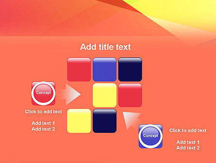 Color Intersection PowerPoint Template Slide 16