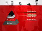 Happy Clients PowerPoint Template#12