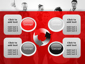 Happy Clients PowerPoint Template#9