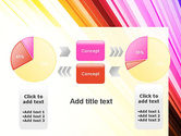 Colorful Strings PowerPoint Template#11