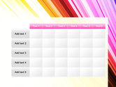 Colorful Strings PowerPoint Template#15