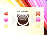 Colorful Strings PowerPoint Template#17