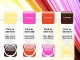Colorful Strings PowerPoint Template#18
