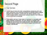 Back To School Background PowerPoint Template#2