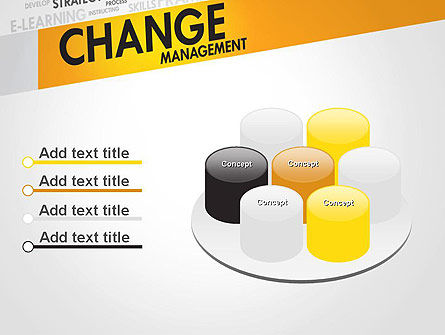 Change Management PowerPoint Template Slide 12