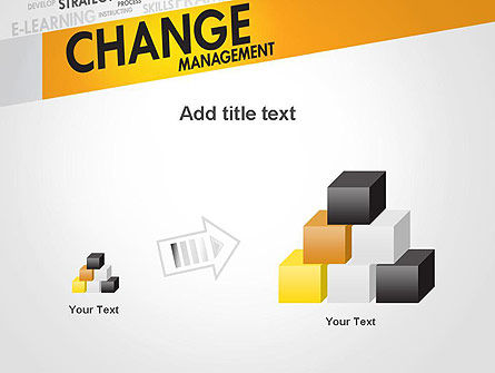 Change Management PowerPoint Template Slide 13