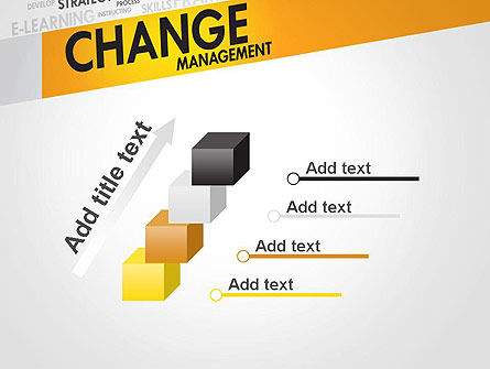 Change Management PowerPoint Template Slide 14