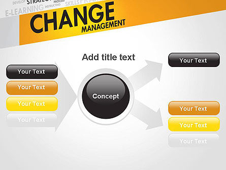Change Management PowerPoint Template Slide 15