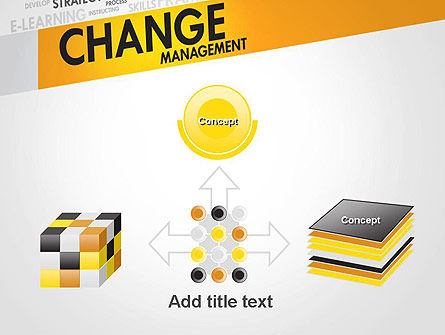 Change Management PowerPoint Template Slide 19