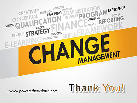 Change Management PowerPoint Template Slide 20