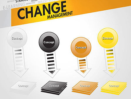 Change Management PowerPoint Template Slide 8