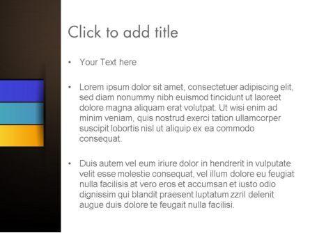 Abstract Braid PowerPoint Template, Slide 3, 13593, Abstract/Textures — PoweredTemplate.com