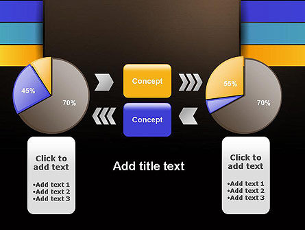 Abstract Braid PowerPoint Template Slide 16