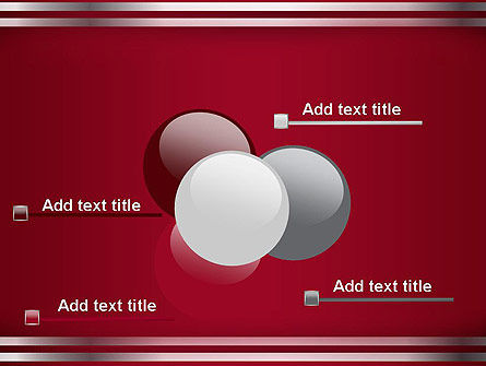 Metal Strips Abstract PowerPoint Template Slide 10