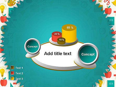 School Time PowerPoint Template Slide 6