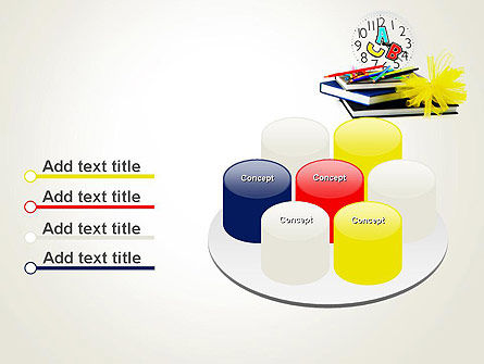 Study Time PowerPoint Template Slide 12