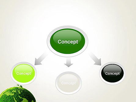 Young Shoot on Green Earth PowerPoint Template, Slide 4, 13612, Nature & Environment — PoweredTemplate.com