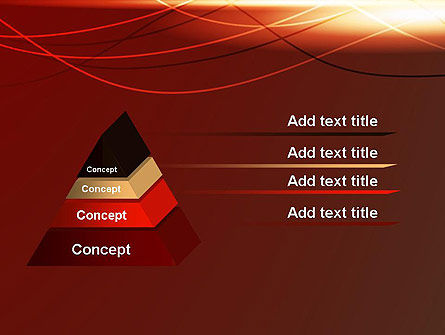 Interpolation Abstract PowerPoint Template Slide 12