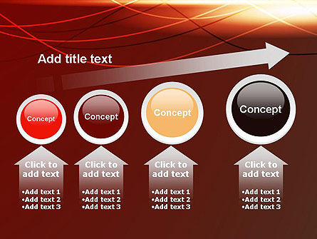 Interpolation Abstract PowerPoint Template Slide 13