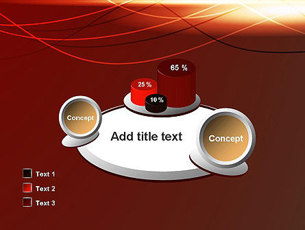Interpolation Abstract PowerPoint Template Slide 16