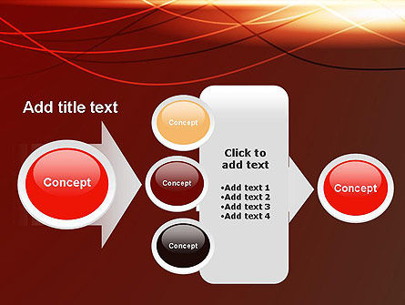 Interpolation Abstract PowerPoint Template Slide 17