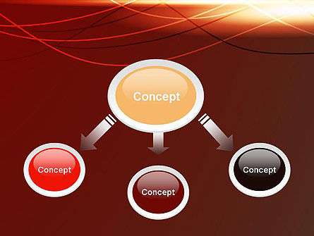 Interpolation Abstract PowerPoint Template Slide 4