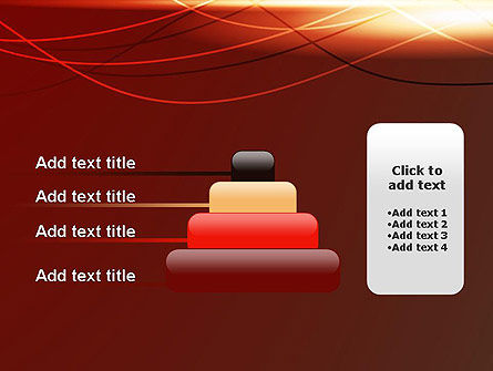 Interpolation Abstract PowerPoint Template Slide 8