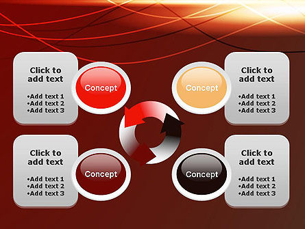 Interpolation Abstract PowerPoint Template Slide 9
