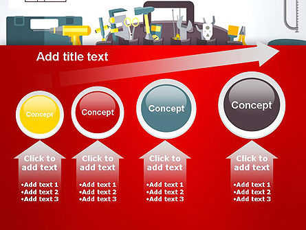 Construction Tools and Equipment PowerPoint Template Slide 13