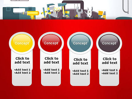 Construction Tools and Equipment PowerPoint Template Slide 5