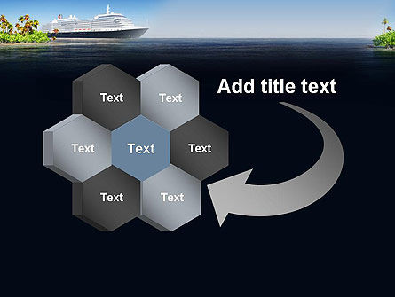 Cruise Ship PowerPoint Template Slide 11