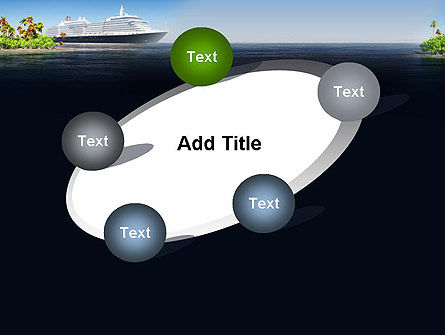 Cruise Ship PowerPoint Template Slide 14