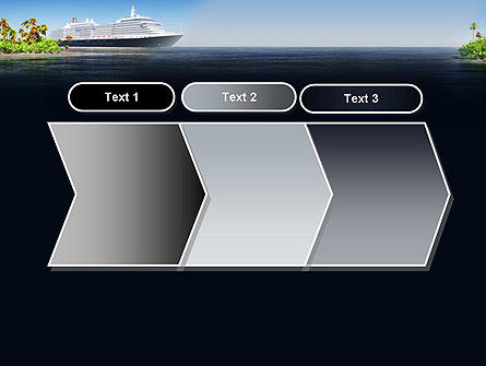 Cruise Ship PowerPoint Template Slide 16