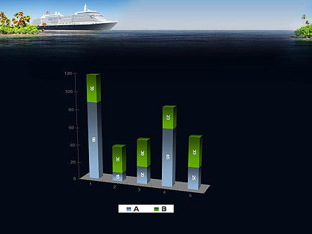 Cruise Ship PowerPoint Template Slide 17