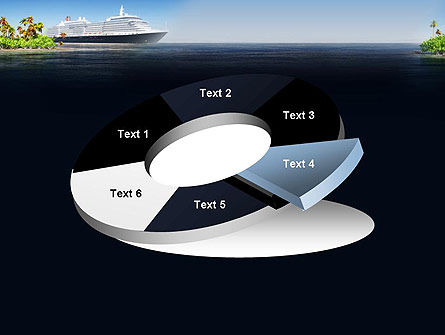 Cruise Ship PowerPoint Template Slide 19