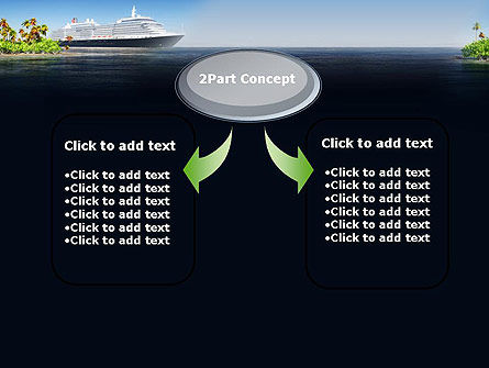 Cruise Ship PowerPoint Template Slide 4