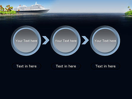 Cruise Ship PowerPoint Template Slide 5