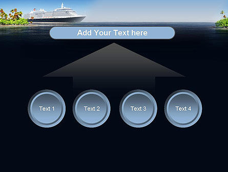 Cruise Ship PowerPoint Template Slide 8