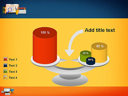 Educational Subjects PowerPoint Template Slide 10
