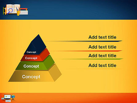 Educational Subjects PowerPoint Template Slide 12