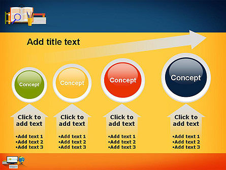 Educational Subjects PowerPoint Template Slide 13