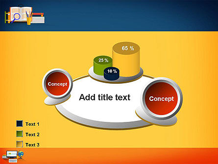 Educational Subjects PowerPoint Template Slide 16