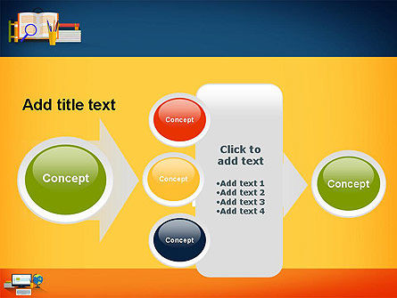 Educational Subjects PowerPoint Template Slide 17