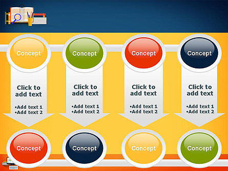Educational Subjects PowerPoint Template Slide 18