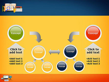 Educational Subjects PowerPoint Template Slide 19