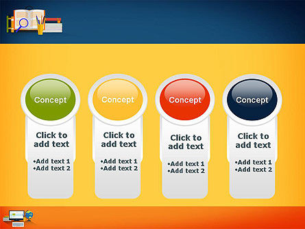 Educational Subjects PowerPoint Template Slide 5