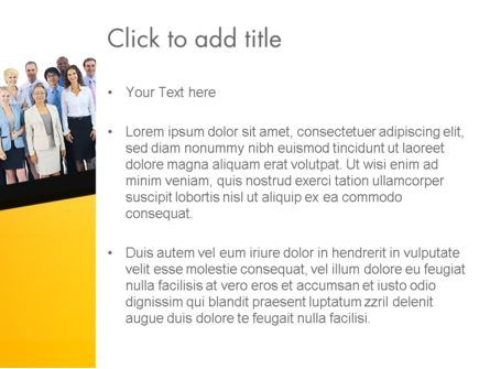 Hire Compliance PowerPoint Template, Slide 3, 13640, People — PoweredTemplate.com