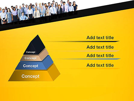 Hire Compliance PowerPoint Template, Slide 4, 13640, People — PoweredTemplate.com