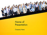 People: Hire Compliance PowerPoint Template #13640